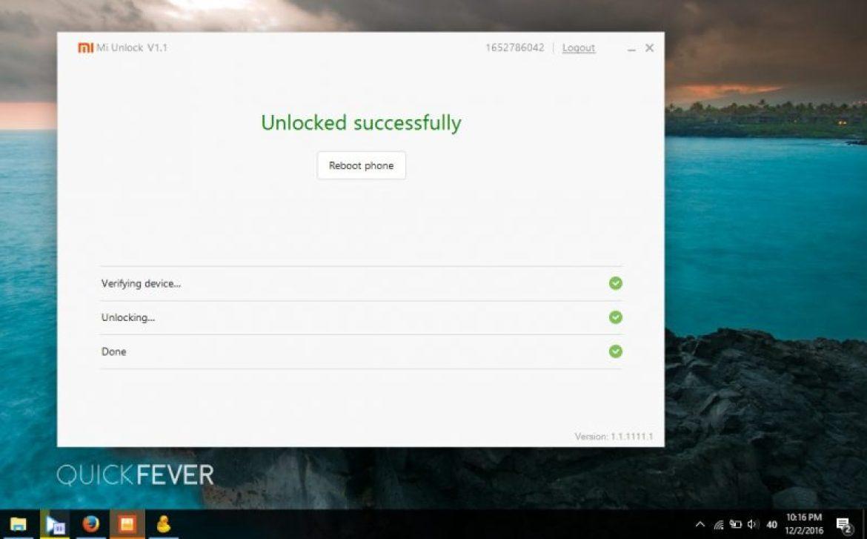 unlock-redmi-note-3-bootloader