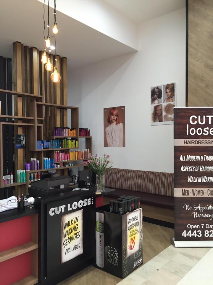 Cut loose 3