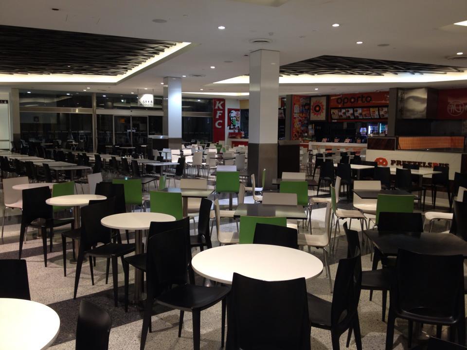 Food court interior 7