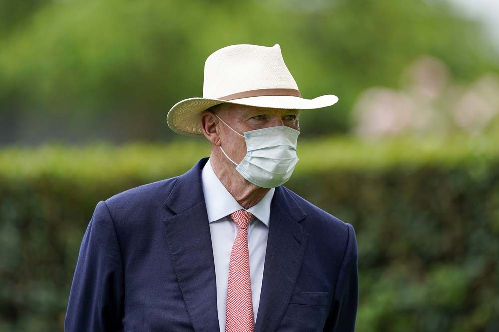 UK trainer John Gosden