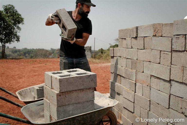 פרויקט בית ספר, בונים!