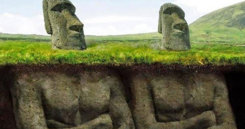 מבנים שנבנו על ידי בני האדם עצמם ועדיין בגדר תעלומה!