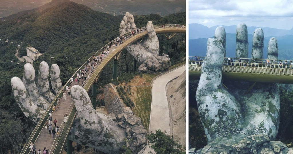 זה כנראה הגשר היפה בעולם...