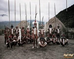 قبيلة داني | بابوا غينيا الجديدة وإندونيسيا