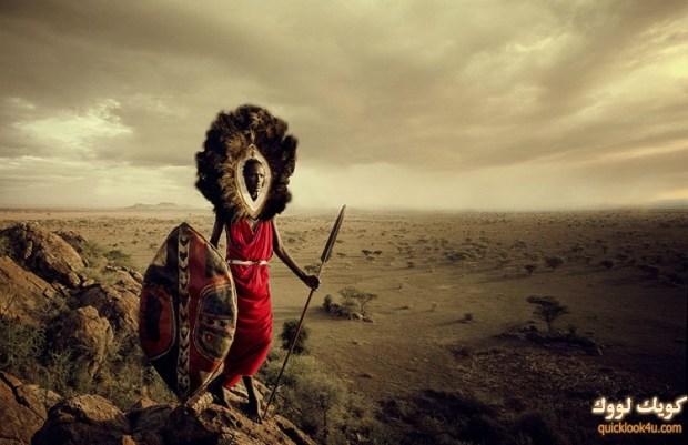 شعب-الماساي-تنزانيا