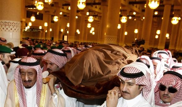 جنازة_الملك_عبدالله