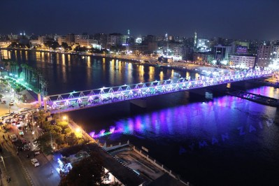 lovely Mansoura with music