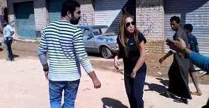 فيديو طرد ريهام سعيد من سكان راس غارب