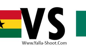 شاهد مباراة غانا والكاميرون بث مباشر كأس الأمم الافريقية