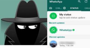 حل مشكلة انتهاك الخصوصية في تطبيق الواتس آب