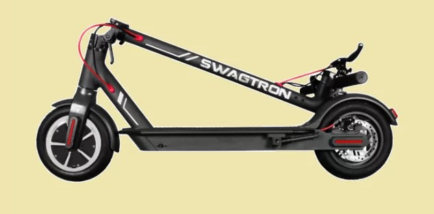 Swagtron Swagger Electric Scooter