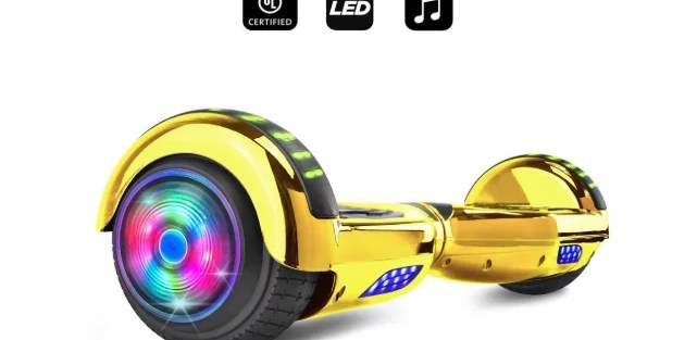 Cheap Hoverboards with Bluetooth