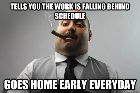 Image result for behind in work meme