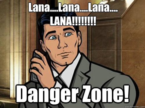 Image result for danger zone meme ariel