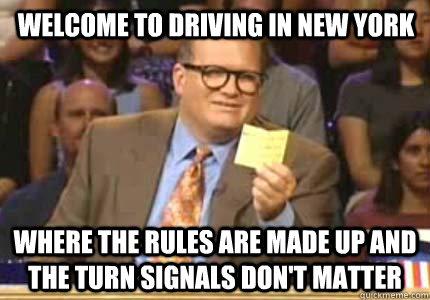 Resultado de imagen para welcome to driving in new york