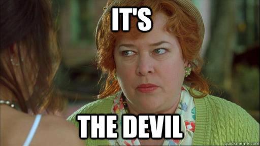 Image result for she's the devil bobby