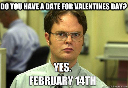 Image result for valentines day meh gif