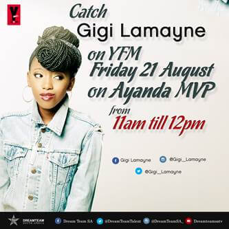 Gigi Lamayne drops FIRE freestyle!