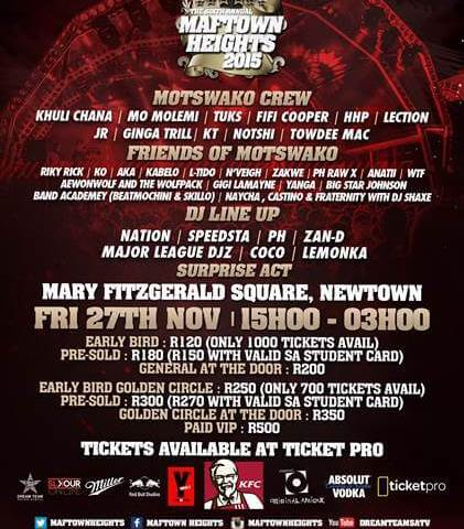 The 6th annual Maftown Heights