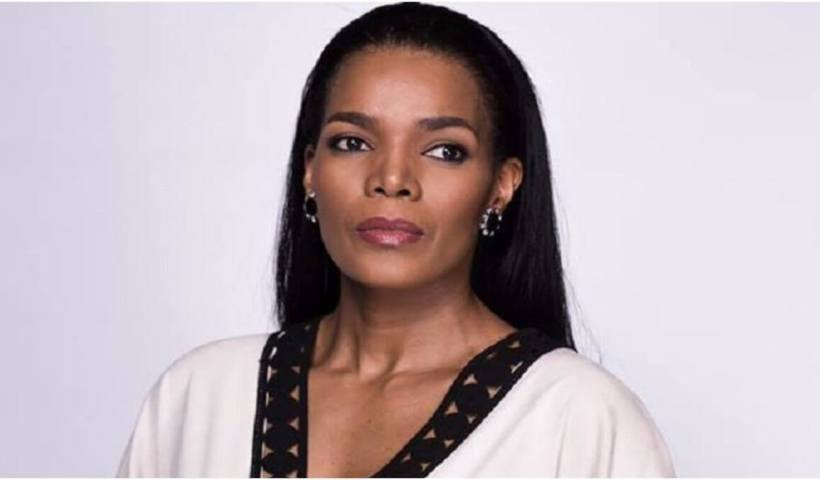 Connie Ferguson on the cover of Forbes Woman Africa
