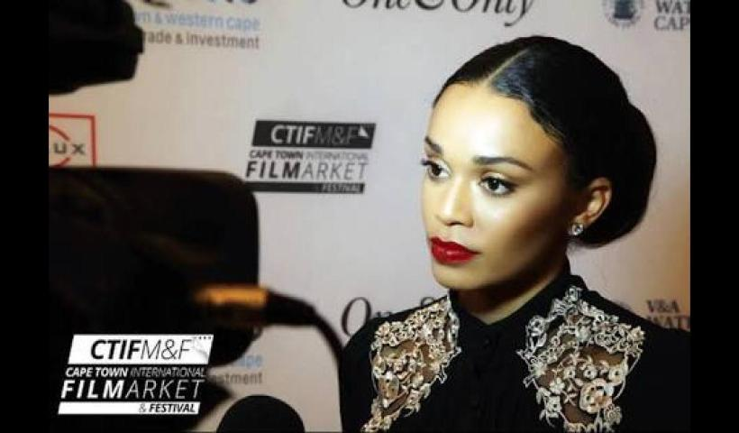 The Cape Town International Film Market and Festival Pearl Thusi