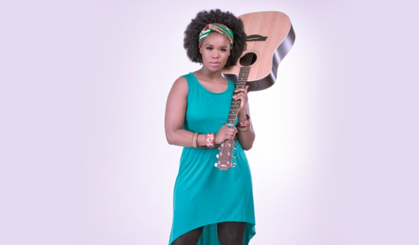 Zahara sends a message to Idols SA contestant Yanga
