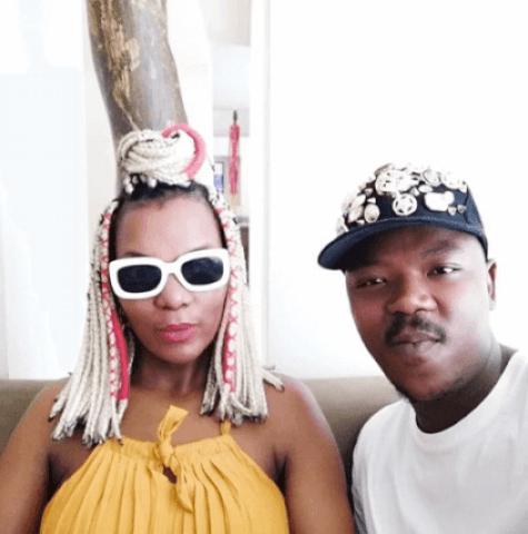Bona Magazine SA celebrity couples
