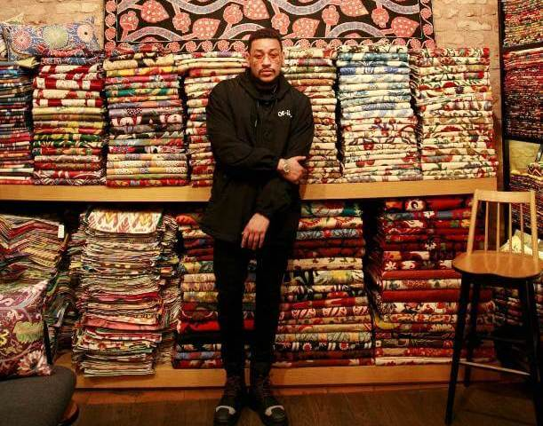 Rapper AKA on travelling the world