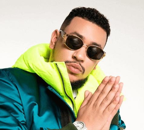 Rapper AKA 'smashes' a fan's cellphone