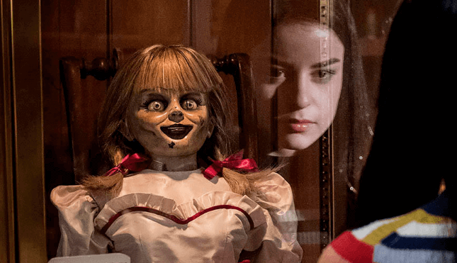Annabelle Comes Home Ster-Kinekor movies