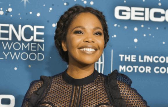 Terry Pheto BUFF awards
