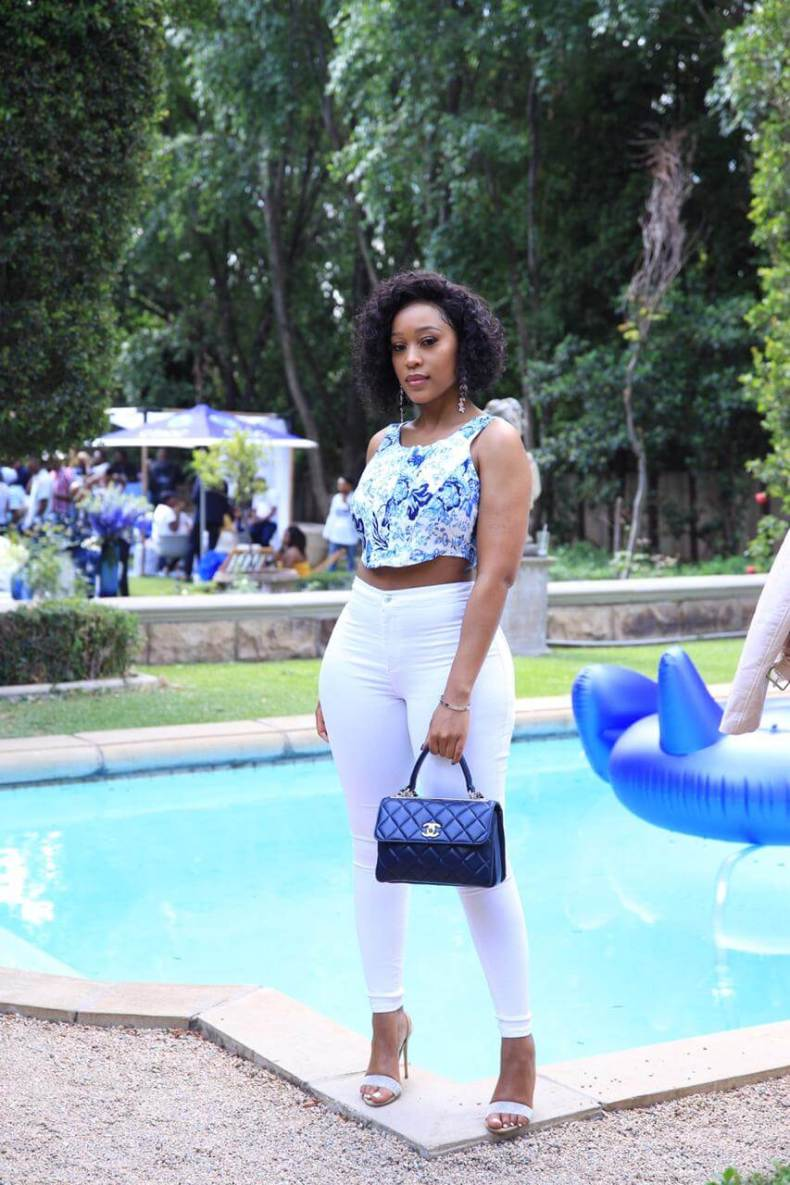 Buhle Samuels CIROC World Vodka Day