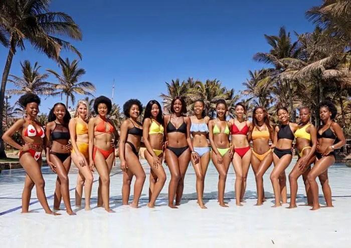 Miss uShaka Marine 2019 contestants