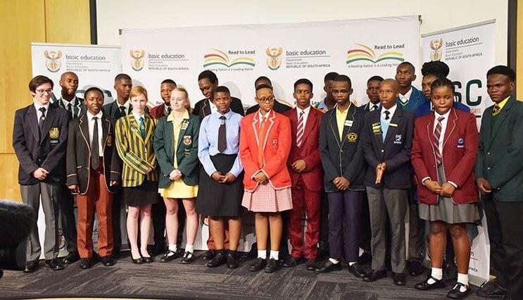 MTN SA Foundation top performing matriculants 2019