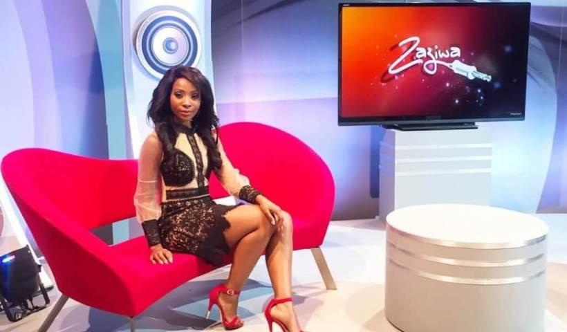 Pearl Modiadie talk show Zaziwa cancelled