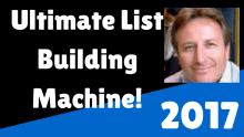ultimate list building machine