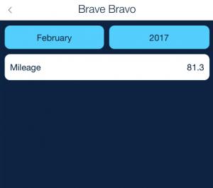 mileage tracking app_qsp mobile app