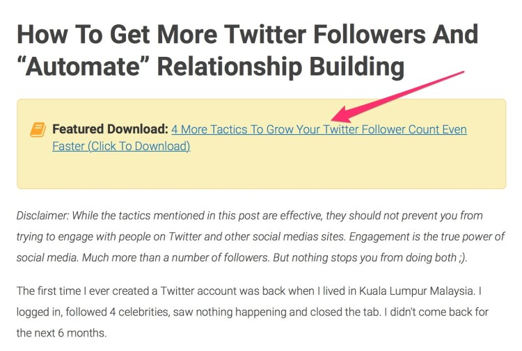 How To Get More Twitter Followers Fast Authority Hacker