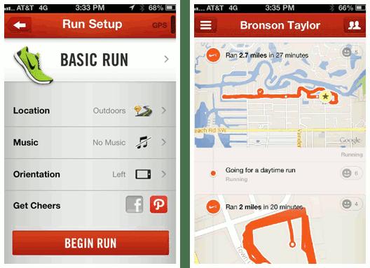 Nike API Integration Example