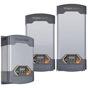 NRG Medium Power Battery Chargers