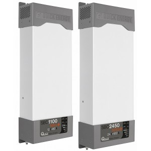 NRG+ High Power Battery Chargers