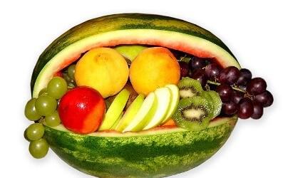 דיאטת חלבונים ופירות