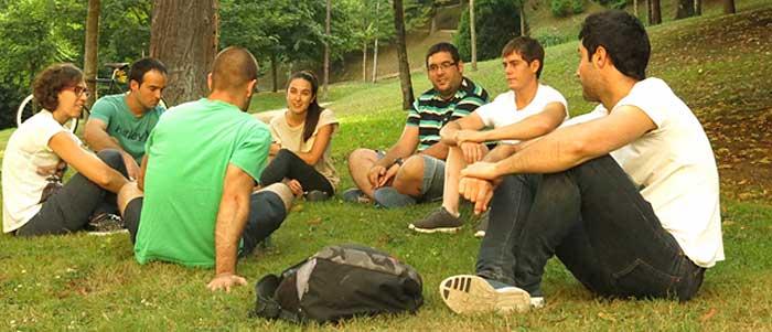 Quedadas intercambio de idiomas