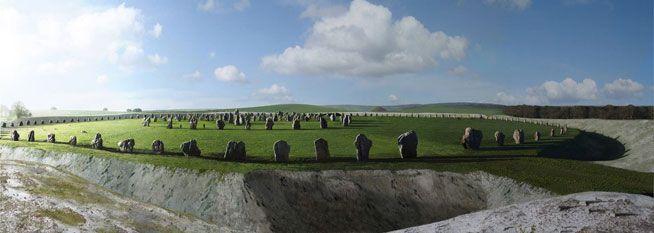 Avebury Neolitico