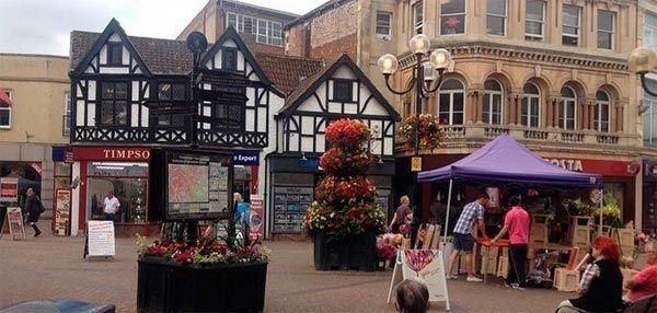 Trowbridge Inglaterra