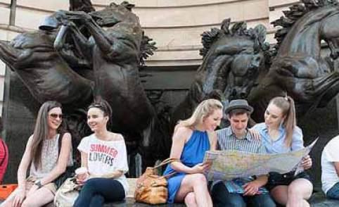 Estudiar inglés en Londres y Brighton