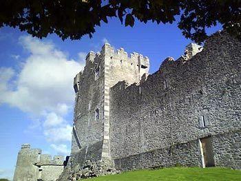 Castillo de Ross Killarney