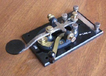 Straight Key Morse