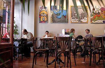 Intercambio idiomas Café Galdós