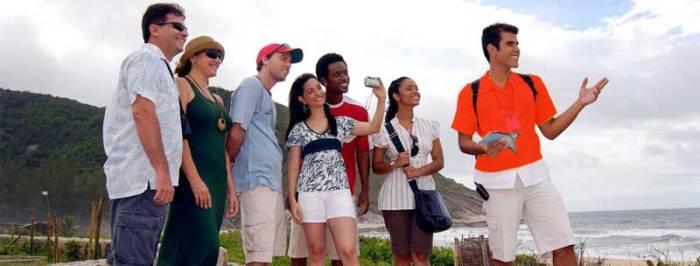 Trabajar como guía turístico